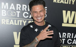 'Jersey Shore' Star Pauly D Shares Rare Shot Of Him Without Hair Gel