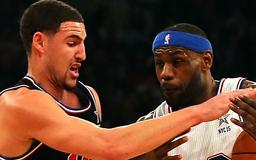 REPORT: Klay Thompson Plans To Team Up With LeBron This Offseason