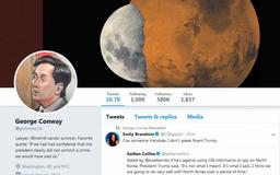 George Conway's New Moon as Part of Mars Twitter Cover Photo Mocks Donald Trump's Claim