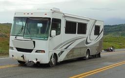 Motorcyclist Killed After Crash with Recreational Vehicle