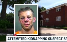 Indiana grandfather fights back against intruder who tried to kidnap 6-year-old granddaughter