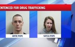 Drug trafficker sentenced to more than 24 years in prison