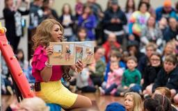 Local library officials say they'd embrace a drag queen story hour