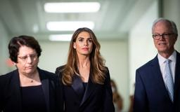 House will question Hope Hicks about Russia investigation, hush payments