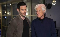 Watch: It's Bill Hader's birthday, but he already got his present when he got to meet 'Dateline's' Keith Morrison