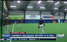 University High School baseball looks to finish on top in state finals