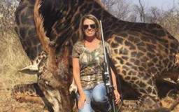 Hunter Who Guns Down Rare Black Giraffe Has Just Been Hit With Ultimate Dose Of Karma