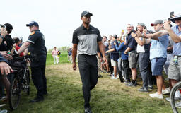 Tiger Woods' Tee Time, Group For Round 3 Of The U.S. Open