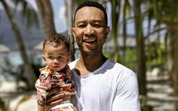 John Legend Reveals He'll Be Away from His Kids on Father's Day — But with Chrissy Teigen!