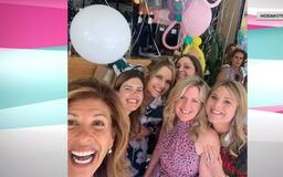 Jenna Bush Hager shares details from her baby shower