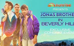 Jonas Brothers perform 'Sucker' live in exclusive concert