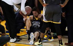 Klay Thompson suffers torn left ACL in Warriors' Game 6 finals loss