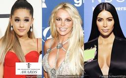 Ariana Grande Outshines Britney Spears and Kim Kardashian at Top Perfume Awards