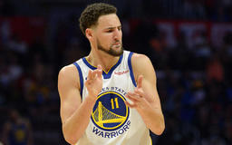 LeBron James' 'Space Jam' sequel will reportedly include Klay Thompson