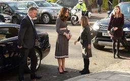 Kate Middleton Joined Three Queens for One of the Fanciest Occasions of the Year