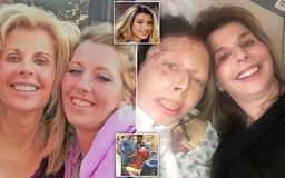 Mother whose daughter was left unrecognizable after being set on fire by her abusive ex reveals her 'brave girl' was determined to film video evidence before she died in the hope of helping other women