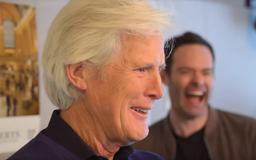 Watch Bill Hader geek out at meeting Dateline NBC's Keith Morrison