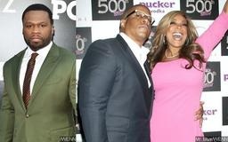 50 Cent Reignites Feud With Wendy Williams by Playfully Showing Support for Kevin Hunter