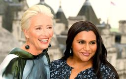 Are 'Late Night' Stars Mindy Kaling And Emma Thompson Friends In Real Life?