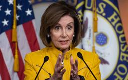 Pelosi accuses Trump of an assault on democracy but says any impeachment decision must be 'methodical'