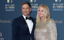 Rob Lowe, 55, & His Beloved Wife, Sheryl PDA On Red Carpet After 27 Years Of Marriage