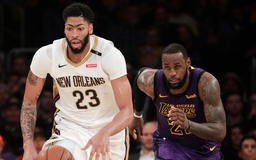 LeBron James Welcomes Anthony Davis to Lakers With Instagram Post