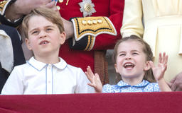Kate Middleton Says Princess Charlotte Is Excited to Start School with Prince George This Fall