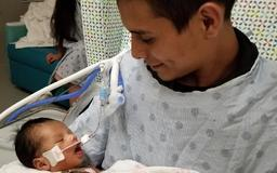 Chicago Baby Who Was Cut from His Slain Mother's Womb in April Dies