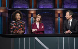 'Late Night With Seth Meyers' Writers on Trump Era Political Comedy, Creating a Network of Support