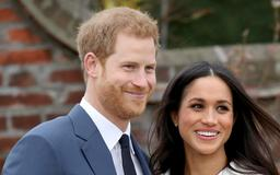 Cute!Prince Harry and Meghan Markle Share New Photo of Baby Archie in Honor of Father's Day — Look!