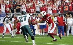 Eagles fans think Larry Fitzgerald was their team killer