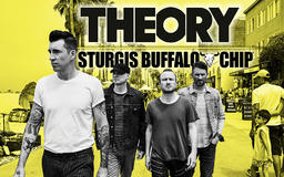 Theory of a Deadman Joins Snoop Dogg at the Buffalo Chip® Friday, Aug. 7