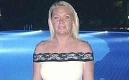 Mother-of-two, 36, is jailed for 22 months after she glassed an 18-year-old pub-goer and left her scarred for life in a drunken row over 'stealing a seat'