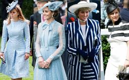 15 Royal twins at Royal Ascot! 16 royals who have copied one another for a day at the races