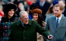 Like Prince William, Prince Philip expressed doubts about Meghan Markle, report says