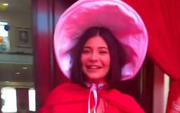 Twitter Drags Kylie Jenner After She Throws Handmaid's Tale Themed Party