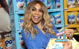Wendy Williams Stuns In Dangerously Tiny Shorts At L.A. Pride With Blac Chyna