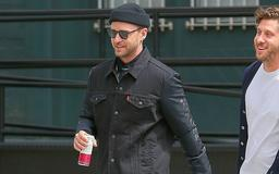 Justin Timberlake in Levi's Double Denim