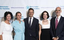 Seth Meyers Hosts Sanctuary For Families Annual Benefit