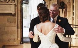 Princess Eugenie Wishes Prince Andrew a Happy Father's Day with a New Photo from Her Wedding