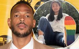 Marlon Wayans defends daughter, 19, from anti-LGBTQ trolls who say she's 'not old enough to choose her sexuality'