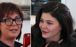 Kris and Kylie Jenner Feud Over Office Space as Kourtney Calls Billionaire Kylie 'Entitled'