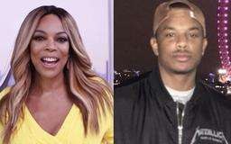 Wendy Williams' New Man Revealed As 27-Year-Old Fashion Designer Marc Tomblin