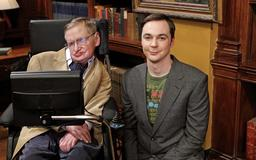 Hollywood Flashback: Stephen Hawking Guest-Starred on 'Big Bang Theory' in 2012