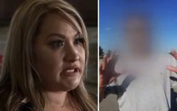 Brave Mother Confronts Creep Who Spent All Day Stalking Her Young Daughter