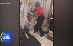 Harrisburg man's dance to 'Old Town Road' with granddaughter featured on 'GMA'