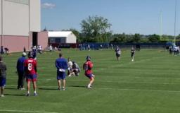 Giants Camp Report Paints Terrible Picture of How Bad Both Eli Manning, Daniel Jones Have Been During Day 1 (VIDEO)