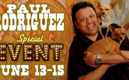 Comedian Paul Rodriguez to come to El Paso Comic Strip