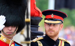 Why Doesn't Prince Harry Ride on Horseback During Trooping the Colour Like Prince William?