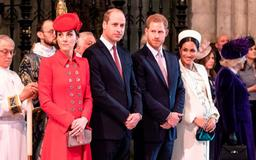 Meghan Markle and Prince Harry Are Officially Splitting From Kate Middleton and Prince William's Royal Foundation Charity